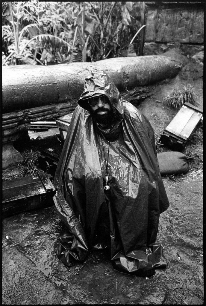 En el rodaje de Apocalypse Now (1979) - Mary Ellen Mark