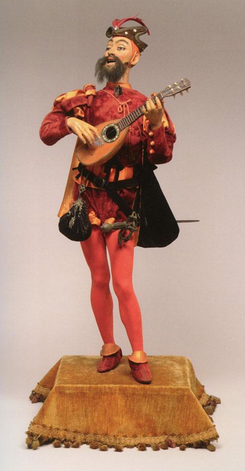 Mefistófeles (de la ópera 'Fausto') - Léopold Lambert 1886-1900