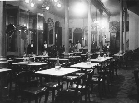 Café Alameda, Granada