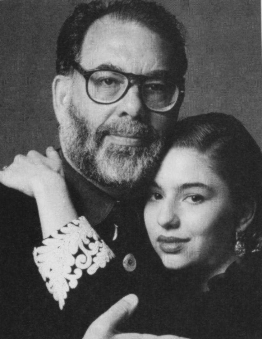 Francis y Sofia en 1990