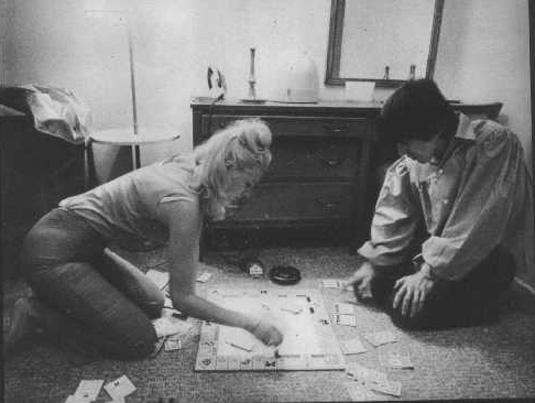 Jackie DeShannon y Paul Harrison, 1964