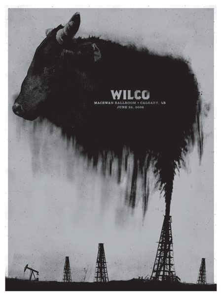 Póster de Little Jacket para Wilco