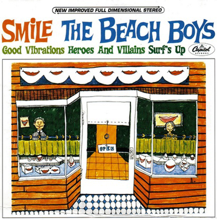 "The Beach Boys - ""Smile"""