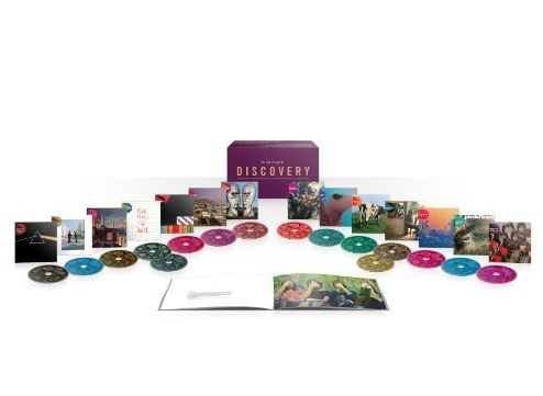 """The Discovery Studio Album Box Set"""