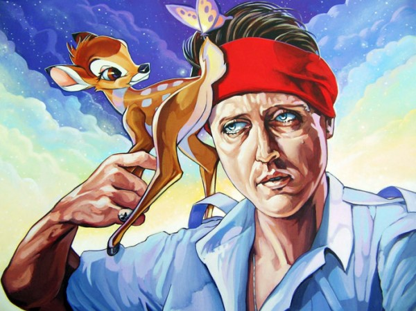 'The Deer Hunter' - Dave MacDowell