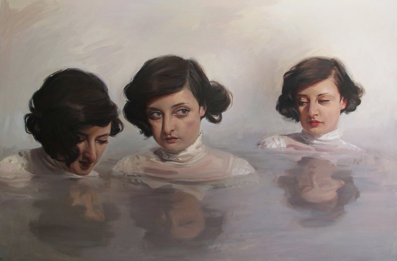 'Counting Reflections' - Korin Faught