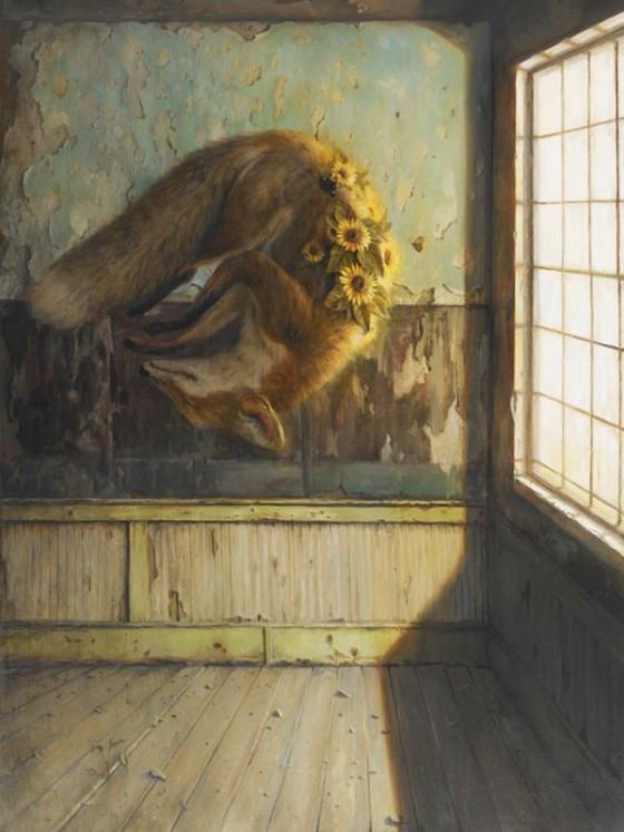 'New Suns' - Martin Wittfooth