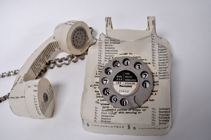 'Telephone' - Jennifer Collier
