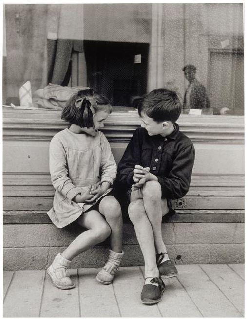 """Brassaï - """"Paulette et André"""", 1949"""