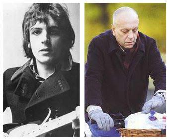 Syd Barrett, durante y después