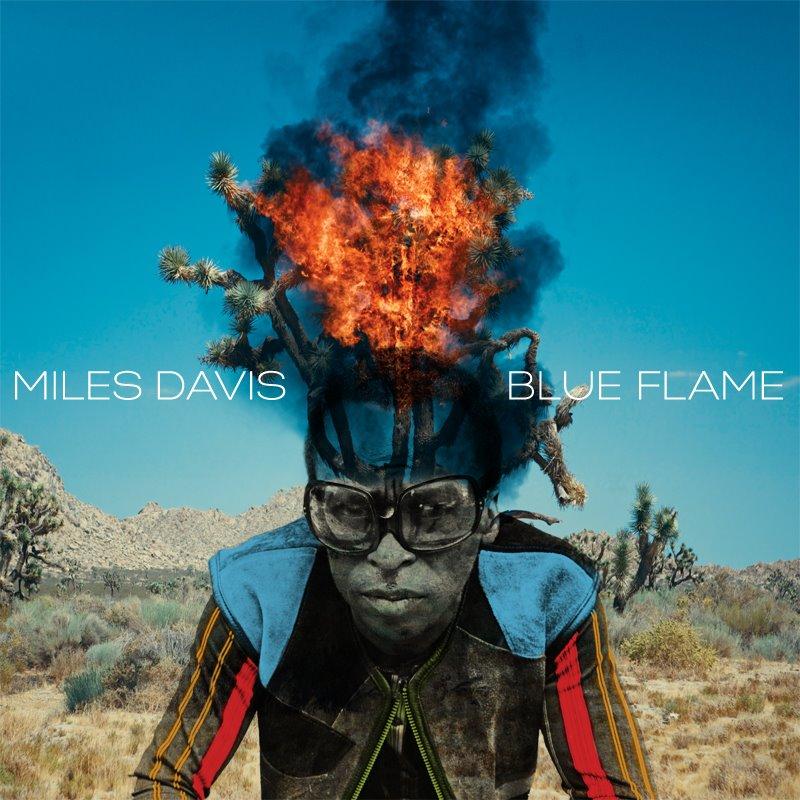 "Neil Krug - ""Miles Davis - Blue Flame"""