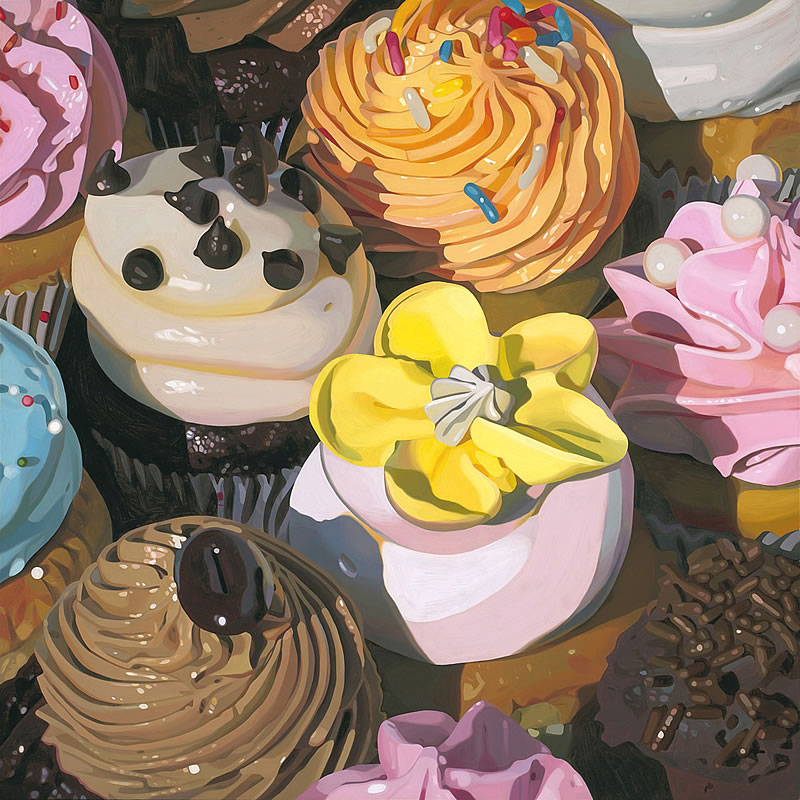 'Cupcakes for Lia' - Robert Townsend