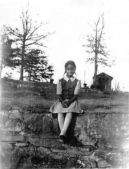 """Eunice Waymon, la """"niña-milagro"""" a los ocho años"""