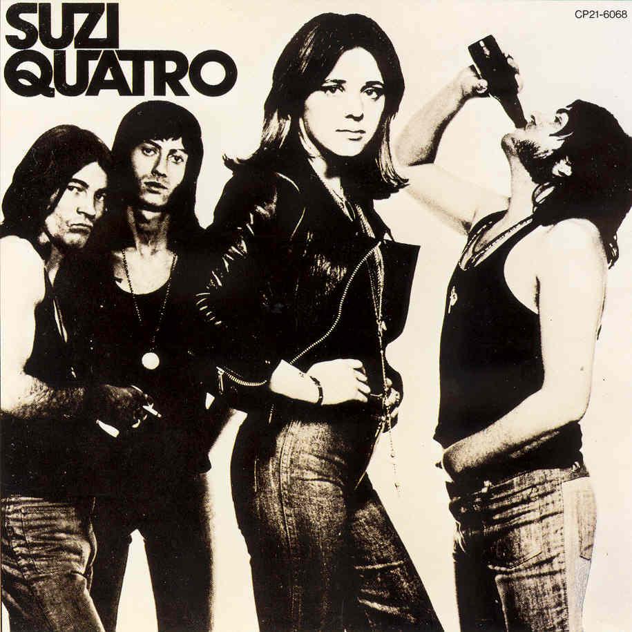 """""""Suzi Quatro"""", 1973"""