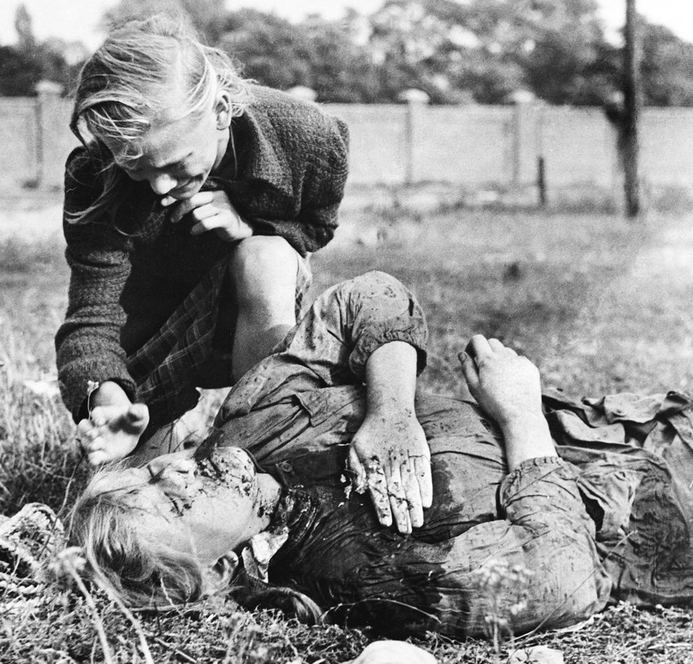 Septiembre, 1939 (Foto: AP / Julien Bryan)