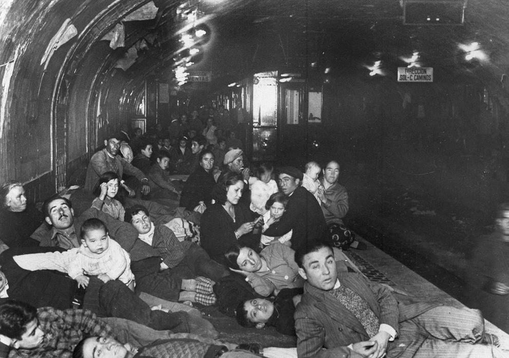 Diciembre, 1936 (Foto: AP)