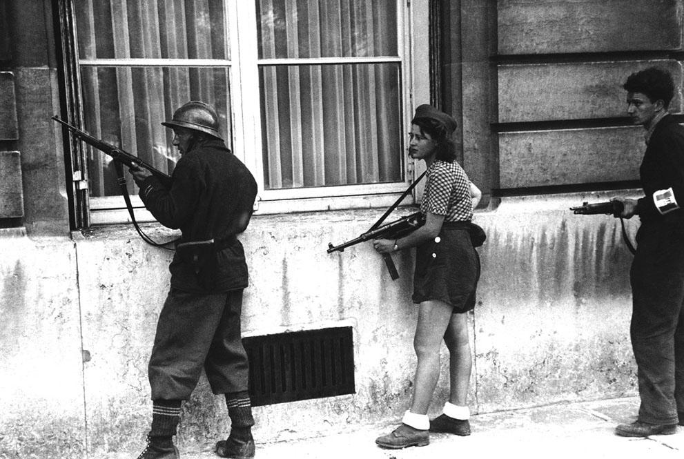 Agosto, 1944 (Foto: AP)