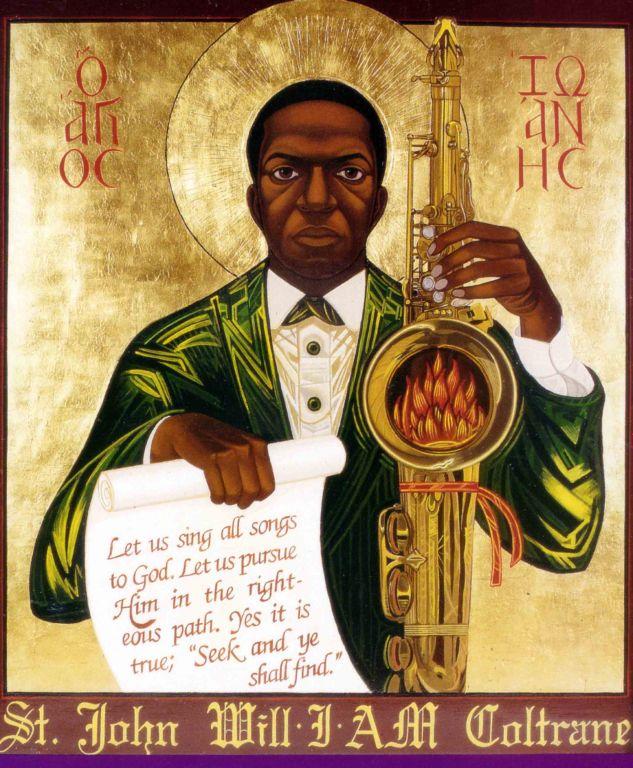 San John Coltrane