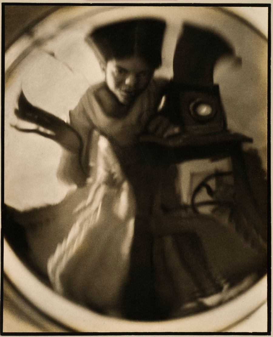 Virna Haffer - Self Portrait, 1929