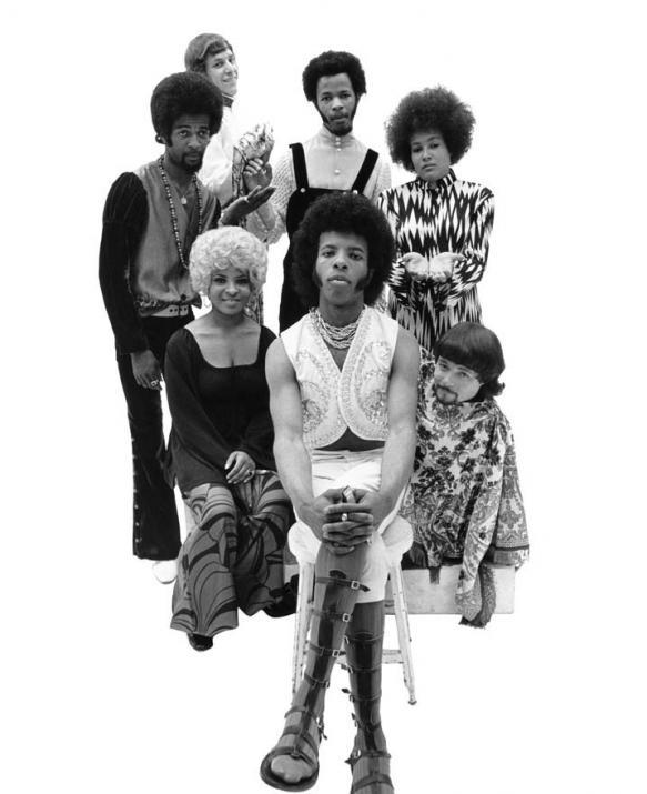 Sly & The Family Stone, 1970