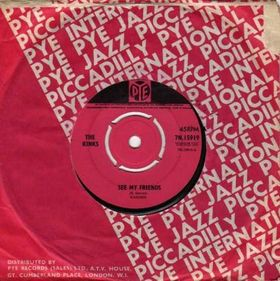 """The Kinks - """"See My Friends"""" (Julio, 1965)"""