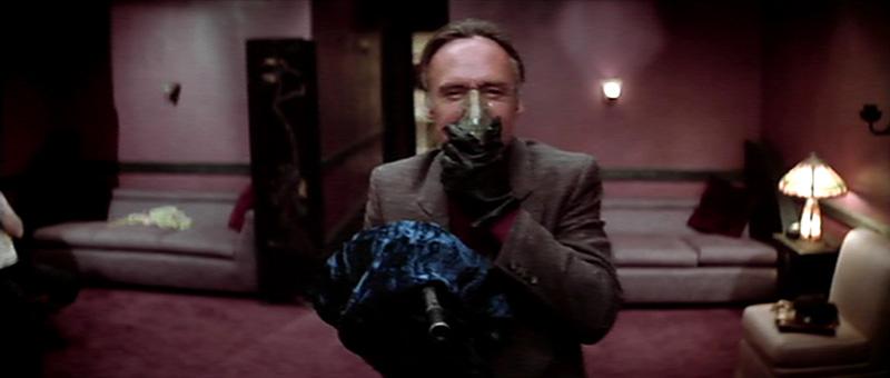 Frank Booth y su máscara de placer
