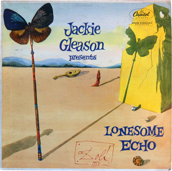 """Lonesome Echo"" - Jackie Gleason, 1955"