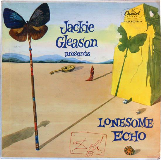 """""""Lonesome Echo"""" - Jackie Gleason, 1955"""