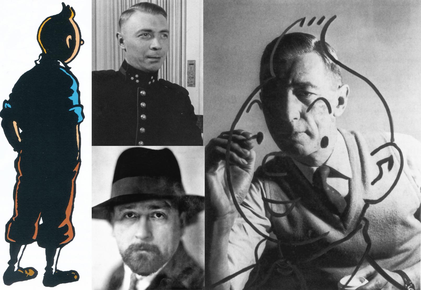 Tintín y sus precursores
