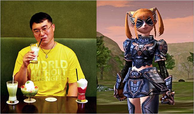 Choi Seang Rak  y su identidad virtual, Uroo Ahs