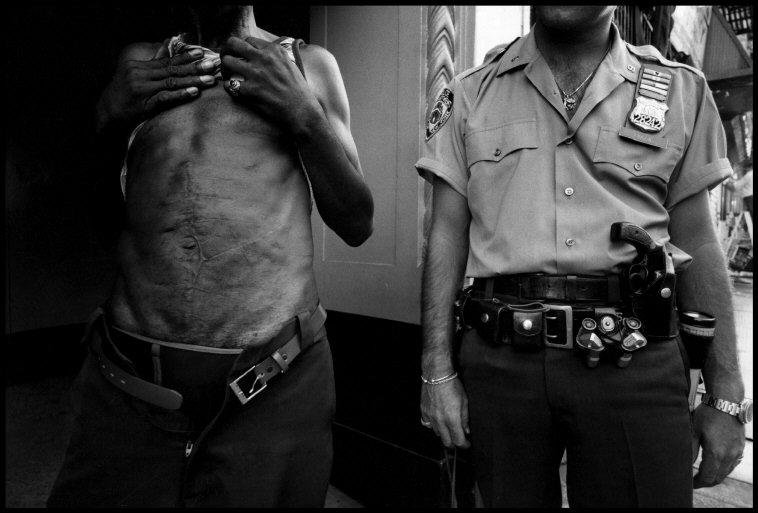 "Leonard Freed - ""Police Work"", 1978"