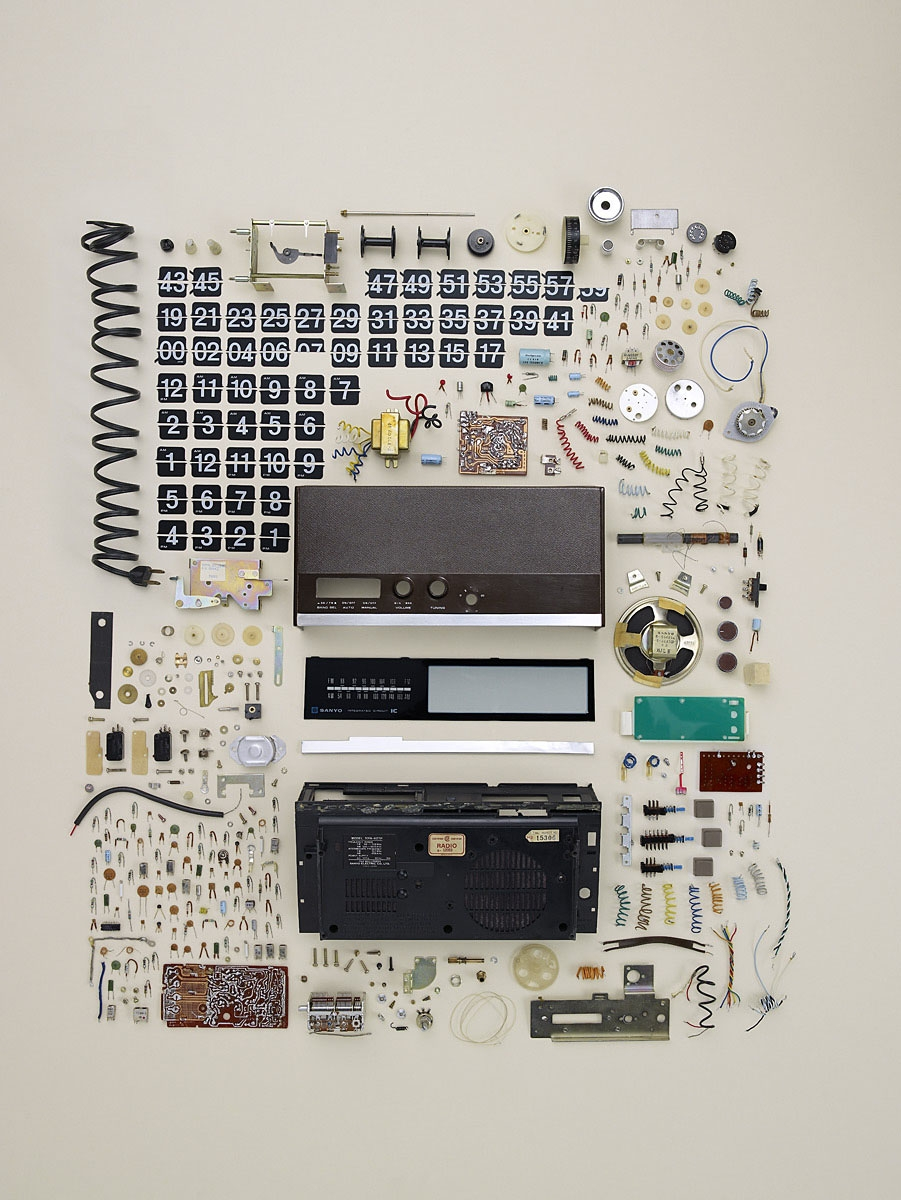 'Viejo reloj-calendario' - Todd McLellan