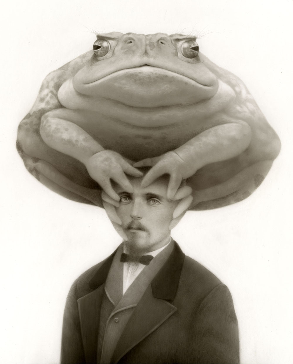 'Oscar And The Truth Toad' - Travis Louie