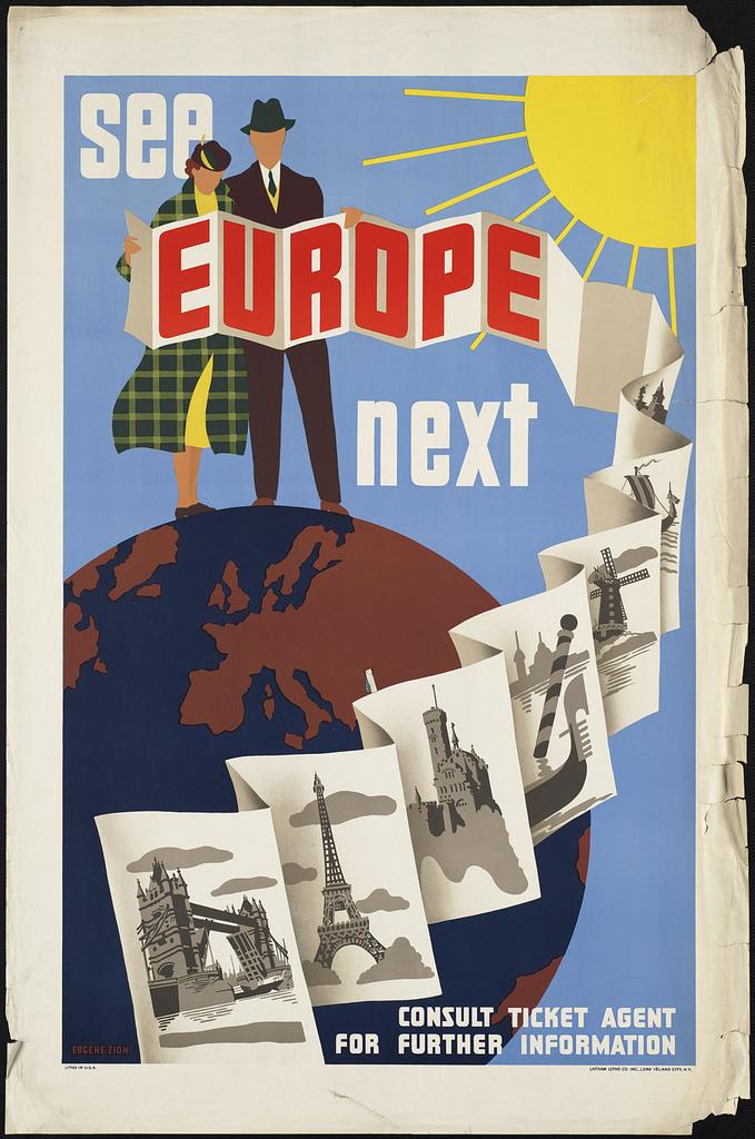 'See Europe Next'