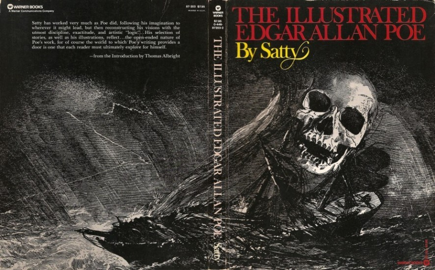 """The Illustrated Edgar Allan Poe"""