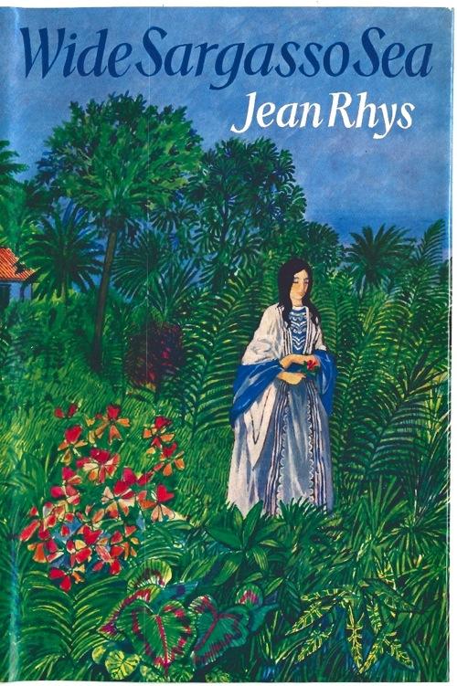 Primera edición de 'El ancho mar de los Sargazos', de Jean Rhys