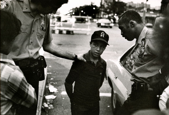 "Leonard Freed - ""Police Work"", 1975"