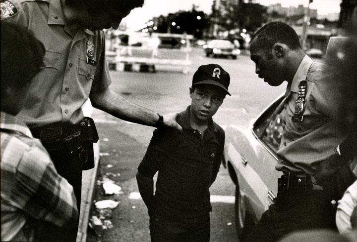 "Leonard Freed - ""Police Work"", 1975"