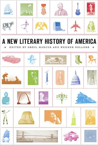 """A New Literary History of America"""