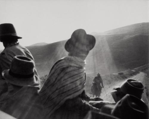 """Horse and Sun"" - Perú, 1948"