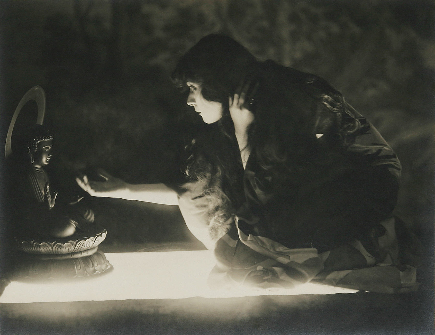 "Theda Bara (""The Soul of Buddha"")"