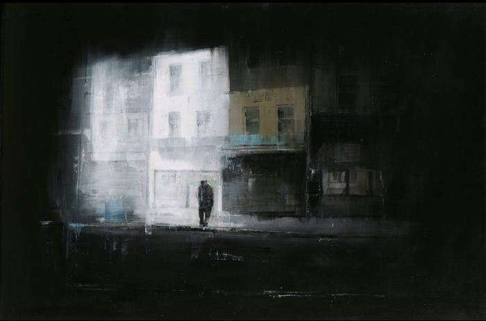 'Waiting #79' - Brett Amory
