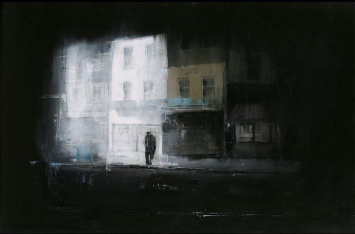 'Waiting #79' - Brett Amory