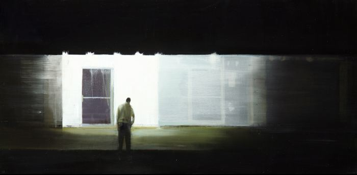 'Waiting #84' - Brett Amory