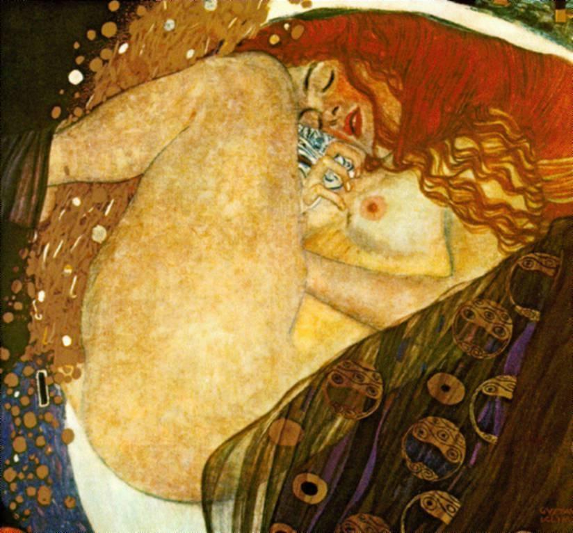 'Danae' (1907-8)