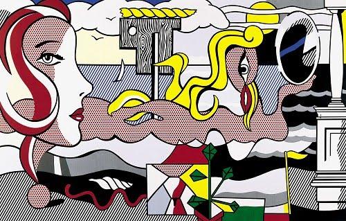 'Figures in Landscape' (1977)