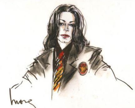 Michael Jackson - Mona Shafer Edwards