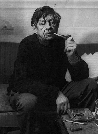 W.H. Auden, bocazas