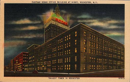 Sede central de Kodak en Rochester