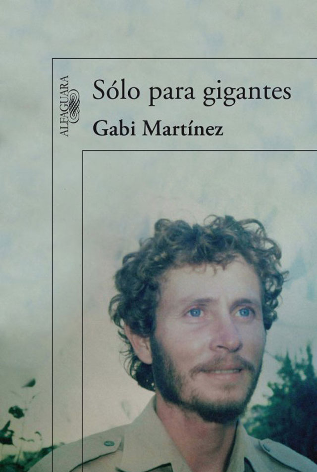 """""""Sólo para gigantes"""", Gabi Martínez"""